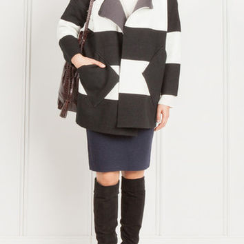 Few Moda Piper Striped Sweater