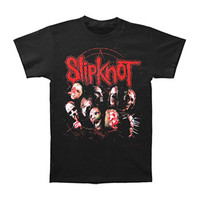 Slipknot Men's  T-shirt Black