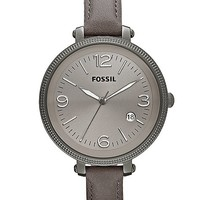 Fossil Heather Leather Watch