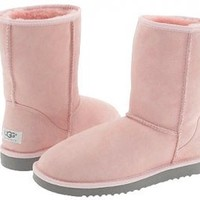 Pink Classic Short UGG Boots [5825 Pink] - $76.69 :