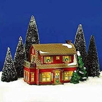 Dept 56 ** Dutch Colonial ** 56.54856