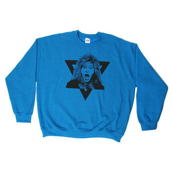 Van Halen Star of David Lee Roth Vintage Sweatshirt Jumper