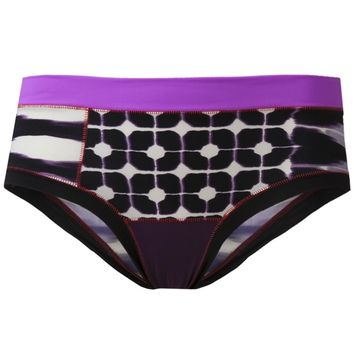 Xirena Division Shibori Panel Brief