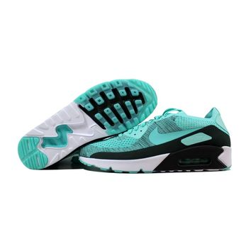 Nike Air Max 90 Ultra 2.0 Flyknit Hyper Turquoise 875943-301