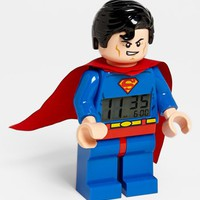 Boy's LEGO 'Superman' Alarm Clock
