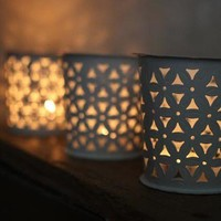 Small Petal Tealight