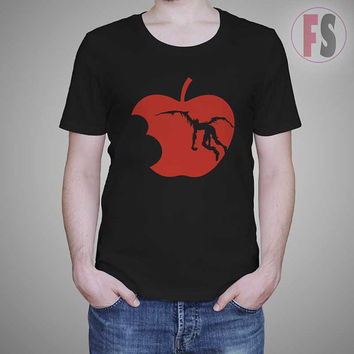 Shinigami Apples Ryuk Quotes AllukaArtTees Unisex Adult Tees