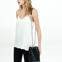 Reversible Shiny Barcelona Cami from EXPRESS