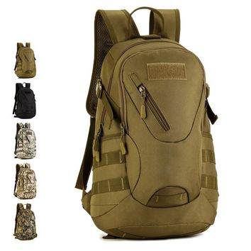 New High Quality Men Durable Nylon Military Backpack Daypack Travel Famous Casual Waterproof Male Laptop Rucksack Knapsack Bag