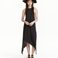 Ribbed Jersey Dress - from H&M