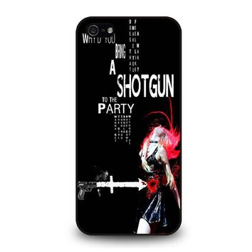 THE PRETTY RECKLESS QUOTES iPhone 5 / 5S / SE Case Cover