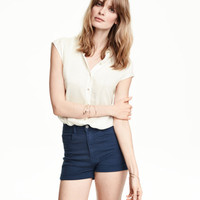 H&M Textured-weave Blouse $24.95