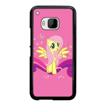 MY LITTLE PONY FLUTTERSHY HTC One M9 Case Cover