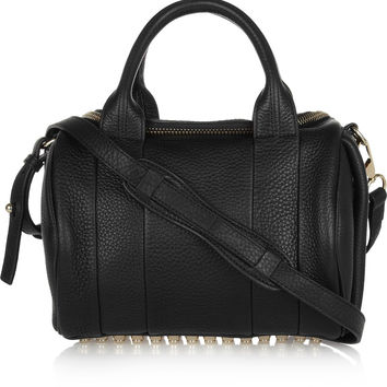 Rockie textured-leather tote | Alexander Wang | US | THE OUTNET