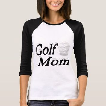 Golf Mom 3D Shirt