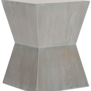Lotem Accent Table French Grey