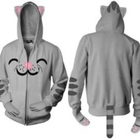 The Big Bang Theory Girl Cutie Kitty Hoodie