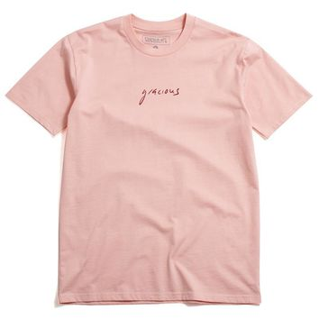 Whisper T-Shirt Light Salmon