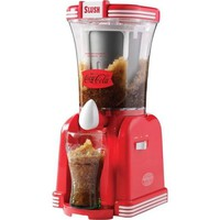 Nostalgia Electrics RSM650COKE Coca-Cola Series Slush Maker