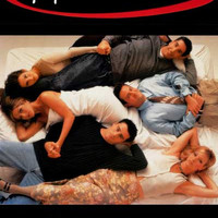 Friends TV Show Cast Poster 27x39