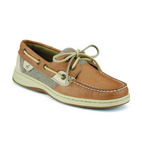 Sperry Top-Sider Bluefish 2-Eye Loafer - Women's Linen/Oat,