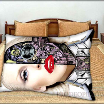"Christina Aguilera - 20 "" x 30 "" inch,Pillow Case and Pillow Cover."