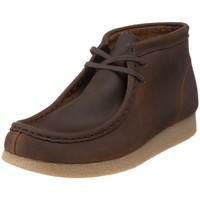 Clarks Little Kid Wallabee Ankle Boot