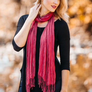 Cold Front Scarf