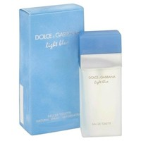 Light Blue by Dolce & Gabbana 3.4 oz Eau De Toilette Spray for women NIB