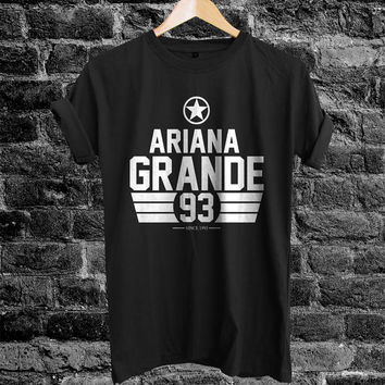 Ariana Grande Shirt Ariana Grande Tour Unisex Adult T Shirt Tee Size S M L DSPP16