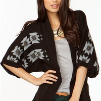 A'GACI Tribal Printed Sweater Cardigan - New Arrivals