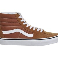 Vans Unisex Sk8-Hi Autumn Glaze Skate Shoes-Autumn Glaze