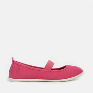 Rock & Candy Pink Strap Sneakers - Pink