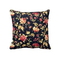 floral pillows - Google Search