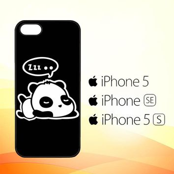 panda J0159  iPhone 5|5S|SE Case