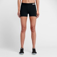 "Nike Pro Women's 3"" Training Shorts. Nike.com"