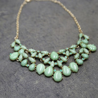 Enchanted Necklace {Mint}