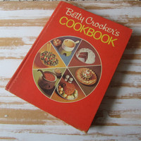 Betty Crocker Cookbook 1969 First Edition First Printing Hardcover Book Vintage Cookbook Collectible