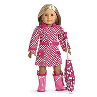 American Girl® Clothing: Rainy Day Outfit for Dolls