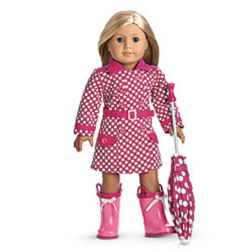 American Girl® Dolls: Rainy Day Outfit for Dolls
