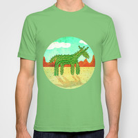 Cactus Unicorn T-shirt by That's So Unicorny