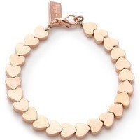 tuleste market Heart Chain Bracelet | SHOPBOP | Use Code: EXTRA25 for 25% Off Sale Items