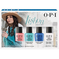 Lisbon Nail Lacquer Mini 4-Pack | Ulta Beauty