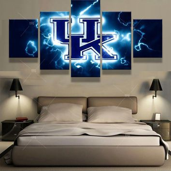 Kentucky Wildcats College Canvas