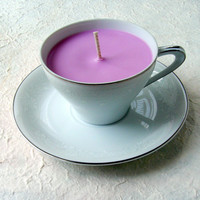 You Pick The Scent SoyTeacup Candle by ecram1 on Etsy