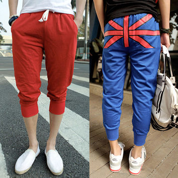 Union Jack Jogger Sweatpants