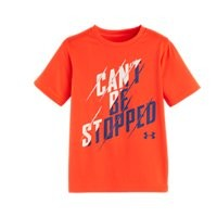 Under Armour Boys' Toddler UA Can't Be Stopped T-Shirt