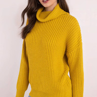 Clarity Chunky Knit Sweater