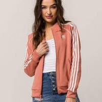 ADIDAS SST Womens Pink Track Jacket