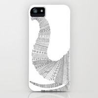 Elephant iPhone Case by Speakerine | Society6